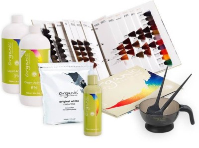 Organic Colour Systems Frisoersalons